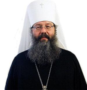 Митрополит Екатеринбургский и Верхотурский Кирилл