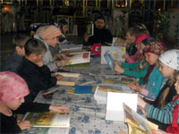 День православной книги в воскресной школе города Булаево