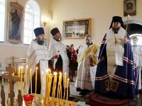 Соборная панихида по безвременно погибшим в катастрофе в Москве