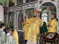 Всенощное бдение в соборе святых апостолов Петра и Павла