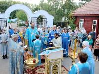 Радуйся, Похвало Почаевская и всего мира Надеждо и Утешение