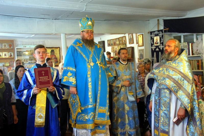 10 августа Святая Церковь чтит икону Божией Матери «Смоленская»