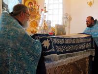 Изнесение святой плащаницы