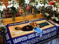 Чин Погребения Пресвятой Богородицы в кафедральном Вознесенском соборе