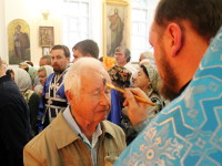 Помазание святым елеем