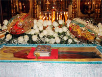 Чин Погребения Божией Матери