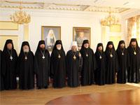 В Астане состоялось заседание Синода Митрополичьего округа Русской Православной Церкви в Республике Казахстан