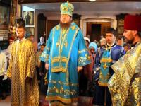 Молебен после Божественной литургии