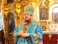 Проповедь владыки Владимира