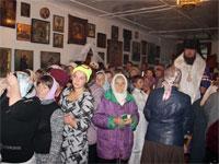 Посещение сельских приходов правящим Архиереем