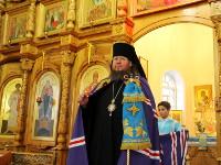 Всенощное бдение под праздник Покрова Пресвятой Владычицы нашей Богородицы