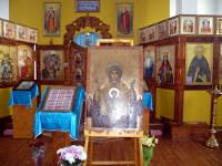 О пребывании чудотворного образа Пресвятой Богородицы «Знамение»  в Кокшетауской и Акмолинской   епархии