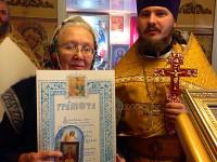 Божественная литургия в с. Соколовка Кызылжарского района