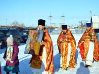 Престольный праздник великомученика Димитрия Солунского в с. Новокаменка