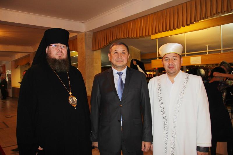 В театре драмы им. Погодина прошло обсуждение Послания Президента Республики Казахстан Н. Назарбаева