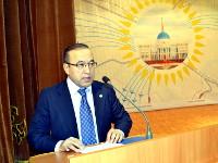 В районном Доме культуры прошло заседание актива района по обсуждению Послания Президента РК