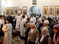 Всенощное бдение под праздник Собора Архангела Михаила