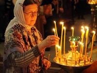 Молитва, горячая, как пламя свечи