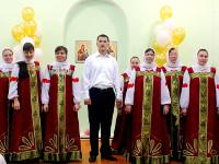 Девятая годовщина освящения Вознесенского кафедрального собора