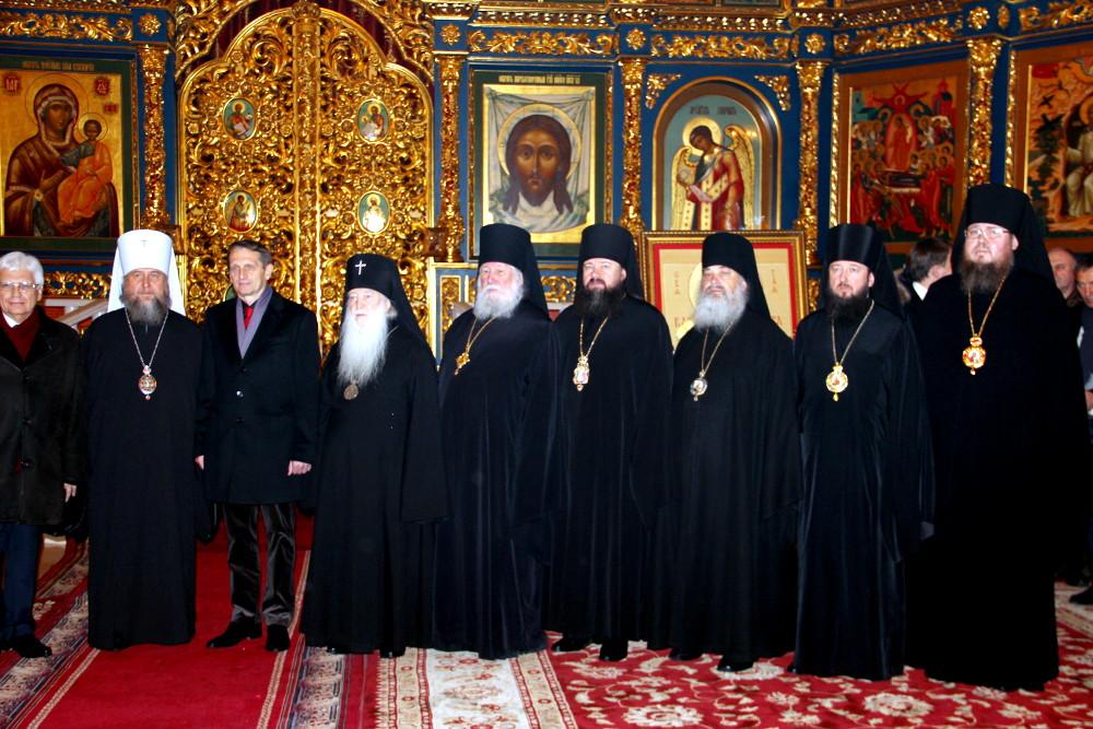 Встреча с руководителем Государственной Думы Российской Федерации