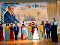 Одна Родина! Одна судьба! Один лидер! | 1 декабря — День Первого Президента республики Казахстан