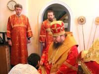 Архиерейское служение в неделю 27-ю по Пятидесятнице