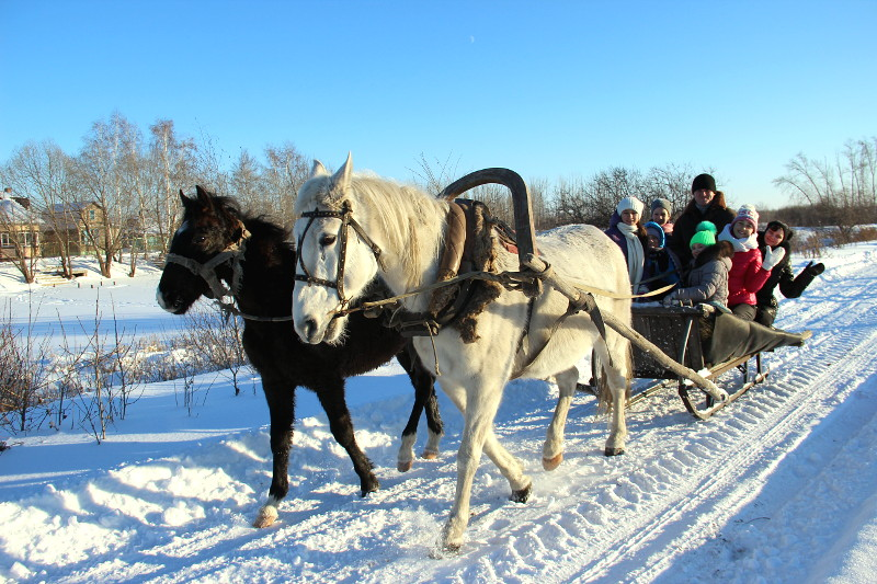 Зимний поход отряда «Дельта»