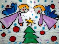 Гайдемская Мария, 6 лет, Чудеса, витраж