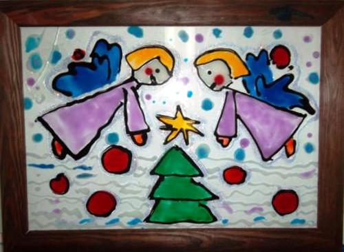 V конкурс детского рисунка и декоративно-прикладного творчества «Рождественские фантазии» | http://www.pbe.kz