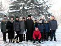 Зимнее краеведческое ралли православной молодёжи