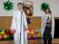 Праздничное Богослужение в храме прп. Сергия Радонежского г. Сергеевка