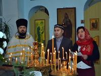 Светоносный праздник Рождества состоялся в селе Саумалколь