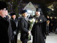 Аким Северо-Казахстанской области Ерик Хамзинович Султанов поздравил всех жителей области с праздником Рождества Христова