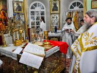 Рождество в Петро-Павловском соборе