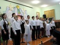 Рождественский утренник для учащихся и прихожан кафедрального собора Вознесения Господня