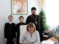 Рождественские хлопоты Социального отдела