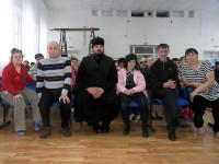 Благотворительный концерт состоялся в ГУ «Айыртауский психоневрологический интернат»