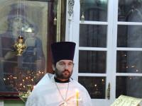 Епископ Владимир совершил чтение Царских часов в Петро-Павловском соборе в предпразднество  Богоявления