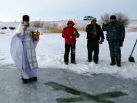 Праздник Крещения Господа нашего Иисуса Христа в городе Таиынша