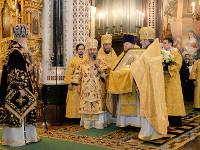 Шестая годовщина интронизации Святейшего Патриарха Московского и всея Руси Кирилла