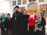 День православной молодёжи в с. Саумалколь