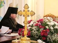 Заседания Синода Митрополичьего Округа Русской Православной Церкви в Республике Казахстан