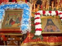 Торжественное открытие храма в честь священномученика Мефодия епископа Петропавловского с участием акима Северо-Казахстанской области Ерика Хамзиновича Султанова