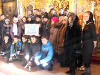 Православная молодёжная акция «Молитва за Украину»