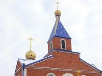 Чтение покаянного канона Андрея Критского в Никольском кафедральном соборе г. Булаево