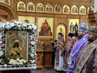 В Алма-Ате состоялись духовные торжества по случаю принесения чудотворной Феодоровской иконы Божией Матери