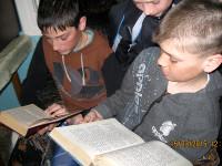 Праздничное мероприятие «День православной книги»