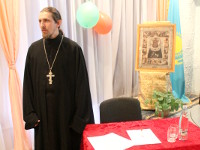 Приветственное слово иерея Антония Шувакина