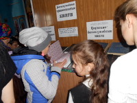 Проведение Дня православной книги в г. Таиынша и с. Большой Изюм