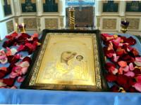 Святая блаженная Матрона моли Бога о нас